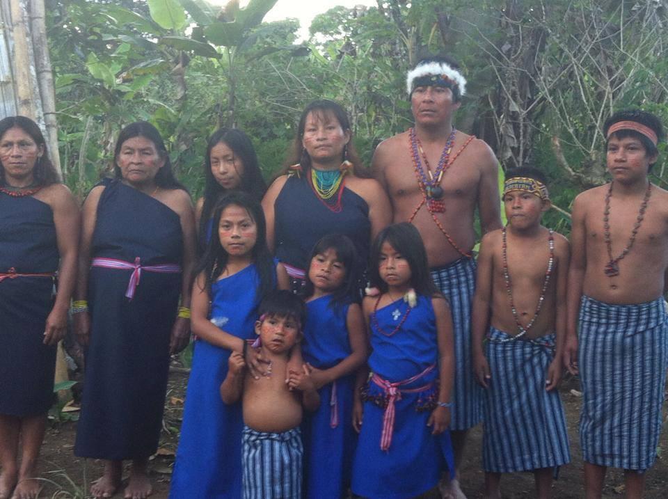 Shaman's family