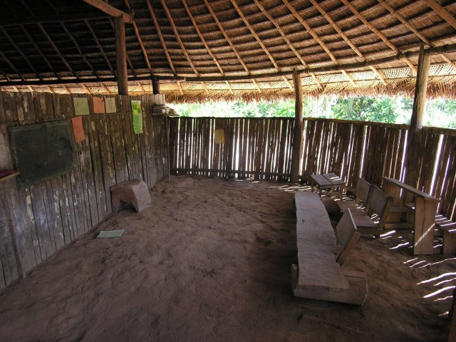 School for indigenous kids
